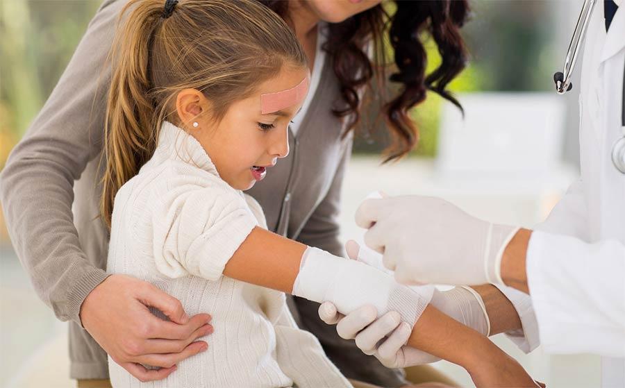 Urgent care for children in Covington, Louisiana