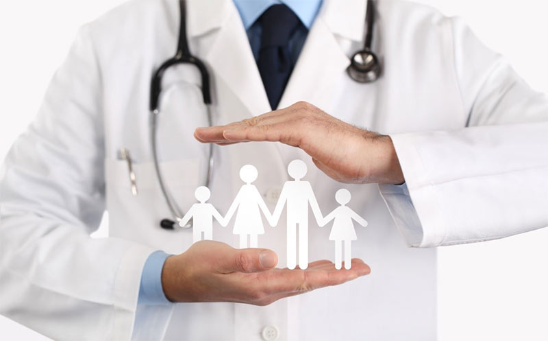 Covington family doctor at Total Health Urgent Care